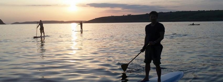 Paddle Boarding SUP Club Nights - SUP Club Nights