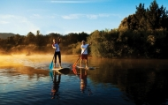Learn to Stand Up Paddle Board - SUP in Plymouth, Devon - Learn to SUP