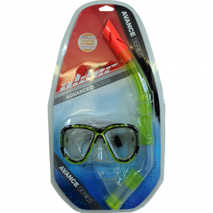 Base Combo Junior- Snorkel and mask