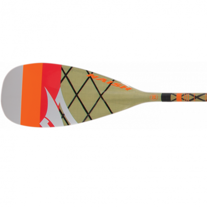 Naish Carbon Kevlar RDS fixed wave paddle & bag
