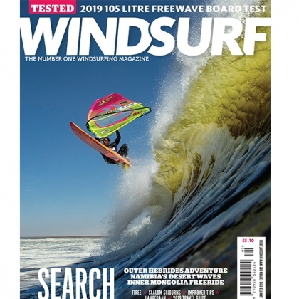 Windsurf Magazine: Jan/Feb edition