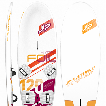JP Hydrofoil ES 2019: Package option.
