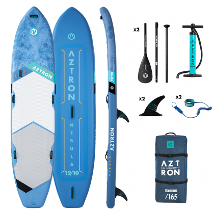 Aztron Nebula: Multiperson Board 12'10