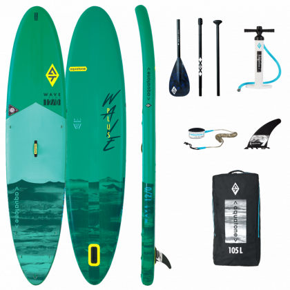 Aquatone Wave Plus: 12'0
