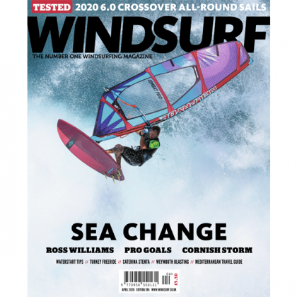 Windsurf Magazine: April edition