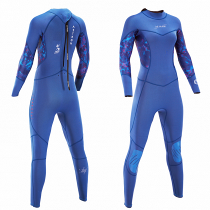 Aztron Aurora: Womens summer suits