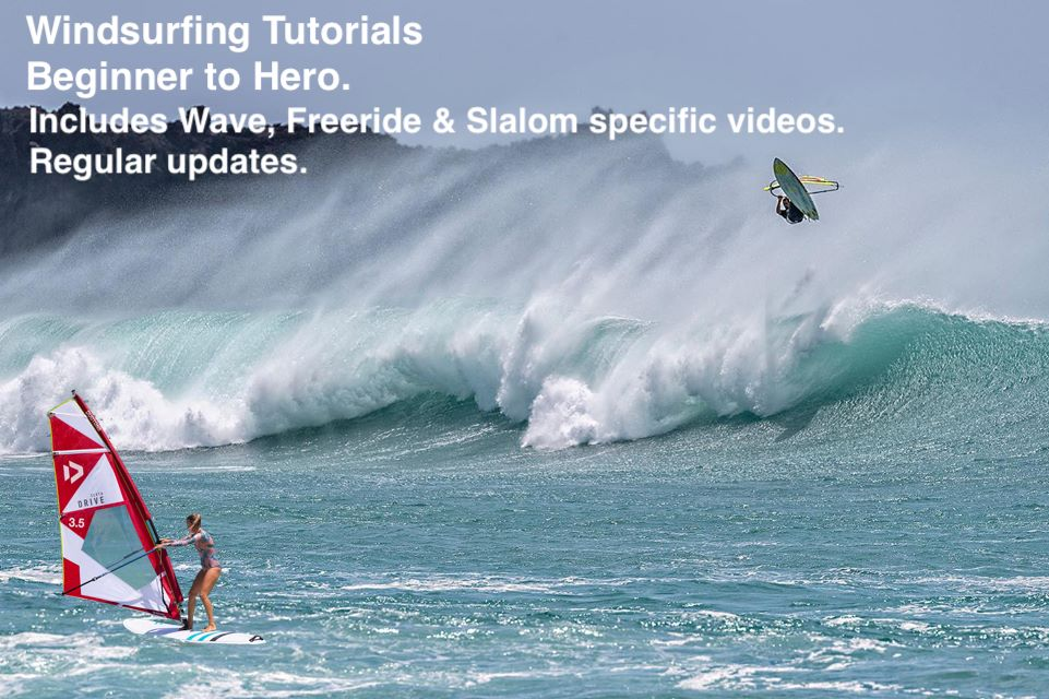 Windsurfing Tutorials